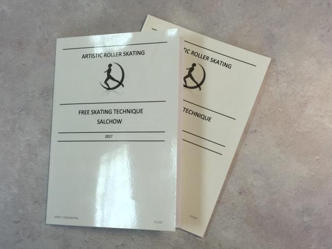 sample booklets have arrived